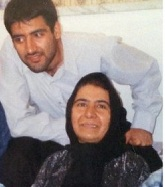 Majid Tavakoli & mother