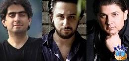 Roozbeh Bahmani, Afshin Moghadam, Alireza Afkari