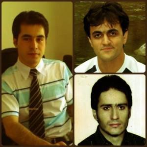 Saeed Maleki, Hossein Ronaghi, Vahid Asghari