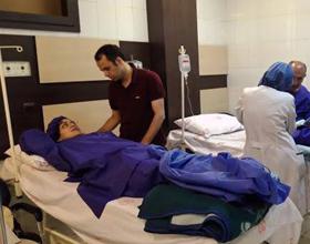 Bahareh Hedayat hospital