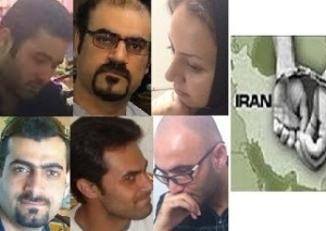 Iran jaied netizens