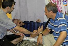Reza Shahabi hunger strike