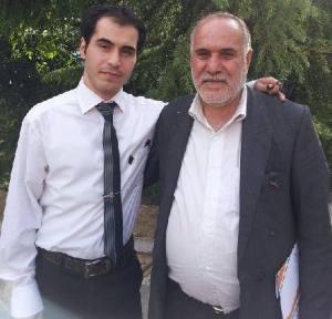 Hossein Ronaghi Ahmad Ronaghi